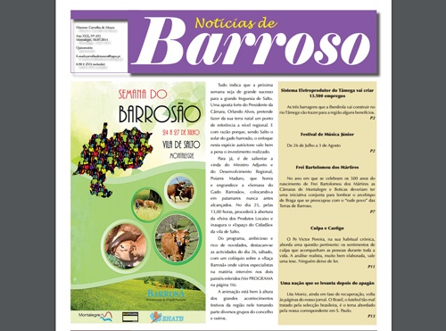 Notícias de Barroso
